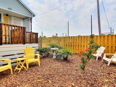 Photo for Upgraded efficiency right in the center of Port Aransas!
