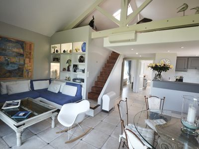 Photo for Luxury apartment in St Tropez