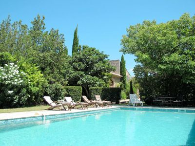 Photo for Vacation home Mas de l'Ombrière (GOD300) in Gordes - 14 persons, 7 bedrooms