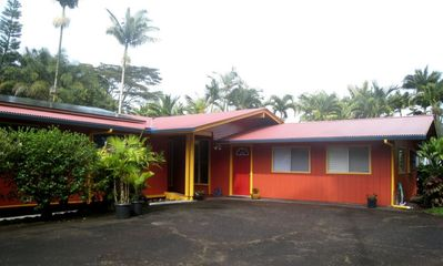 Photo for Guest Studio in Peaceful Wailuku River neighborhood, 10 min from Hilo