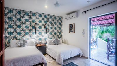 Photo for Award Winning BRIC Hotel and Spa in Playa del Carmen. Room #26