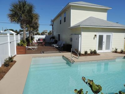 Photo for Holiday House- Private, Heated, Saltwtr Pool, Deck