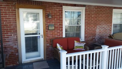 Photo for Cozy townhome near beach and boardwalk