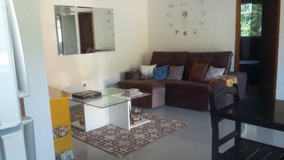 Photo for Comfortable house, two bedrooms one suite, bathroom, living room, kitchen, barbecue