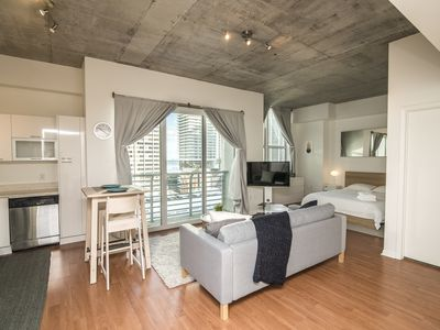 Photo for Radiant Studio Loft In The Heart Of Downtown Miami