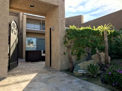 Photo for Ironwood Condo with AMAZING Outdoor living space just steps from the pool & spa!