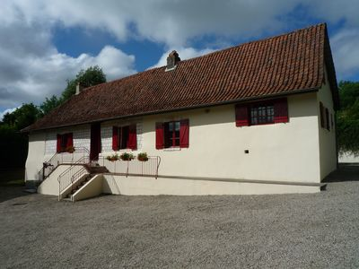 Photo for Farmhouse In Cavron-Saint-Martin, Nord Pas-de-Calais, France