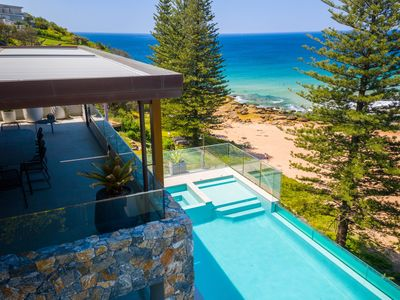 Photo for ABSOLUTE BEACHFRONT NORTH CLIFF