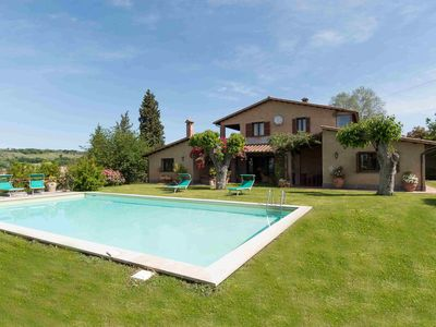 Photo for Wonderful 4 bedroom Villa in Otricoli (Q0149)