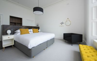 Photo for Simple but stylish, superior bedroom only accommodation
