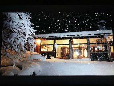 Photo for Chalet La Cascade, Chamonix Les Houches, ski in ski out, jacuzzi, stream