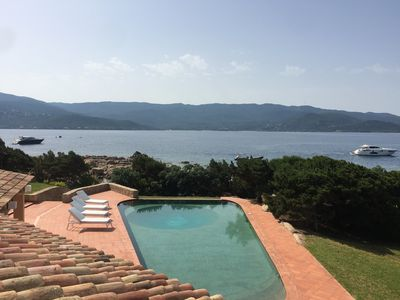Photo for Exceptional location in the water beautiful property in Isolella