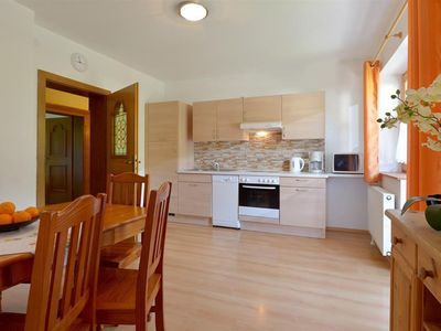 Photo for App. 2: 1 bedr., 1 Wohnschlafr. separate kitchen - Apartment house Bambi