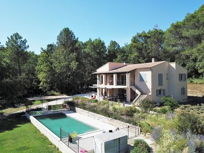 Photo for Recently renovated, private swimming pool. 6800 m2 of surrounding property