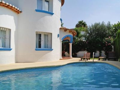 Photo for Holiday homes Casa Molins, Denia  in Um Valencia - 6 persons, 3 bedrooms