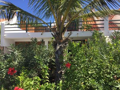 Hibiscus House 2 bed seafront villa in Murdeira, Sal