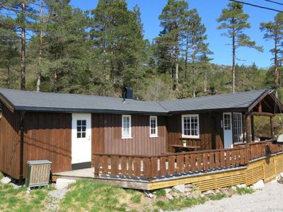 Photo for Vacation home Eivindbu (SOW053) in Eikerapen - 6 persons, 3 bedrooms