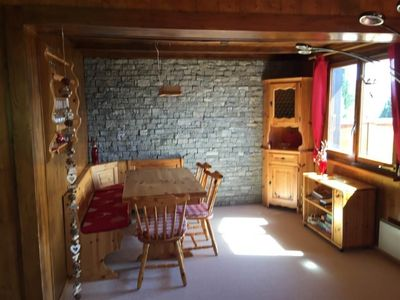 Photo for Apartment Chalet Carpe Diem in Riederalp - 6 persons, 2 bedrooms