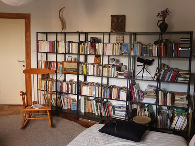 The Bookcase Room