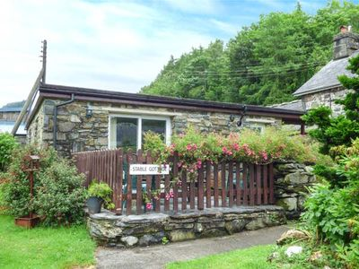 Photo for Stable Cottage, PENMAENPOOL