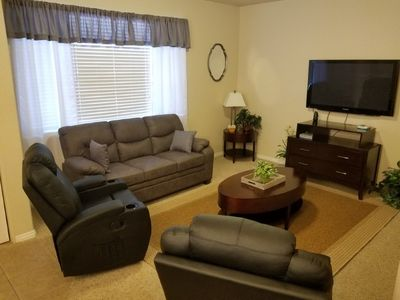 Photo for Comfortable, affordable, 2 bedroom condo - 165C