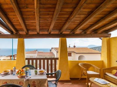 Photo for Apartment CASA GUSTO in Cala Gonone - 8 persons, 3 bedrooms