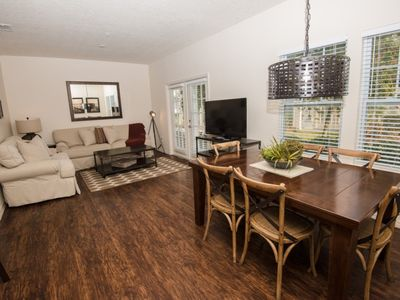 Photo for Near Disney World - Lucaya Village - Welcome To Relaxing 4 Beds 3 Baths Townhome - 3 Miles To Disney