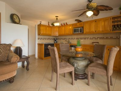 Photo for Beautiful condo close to restaurants, shoppes and