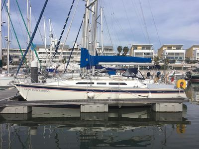 Photo for Spend the night at Marina Parque das Nações on board a sailboat