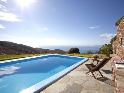 Photo for Reader's Pool-Beautiful Pool House with spectacular sea views