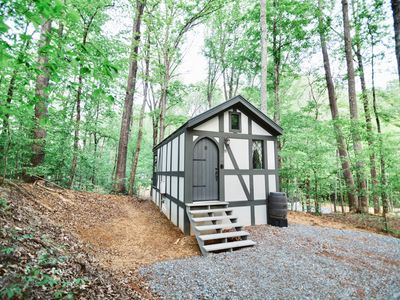 Photo for Tiny Home Cottage Near the Smokies #9 Frieda