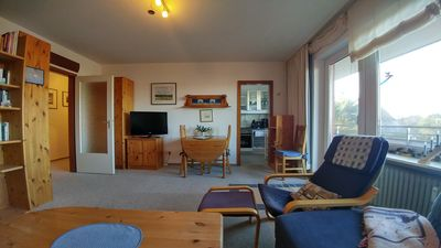 Photo for Super cozy apartment near the beach with sauna, wireless internet and large balcony