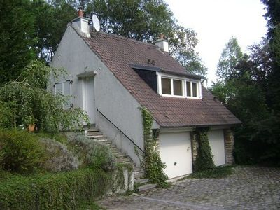 Photo for Lovely little house of gardian in a park