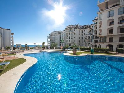 Photo for Spain, a seafront rental! In the marina Duquesa