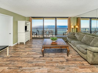 Photo for GULF FRONT CONDO WITH AWESOME VIEWS! OPEN 11/2-9!