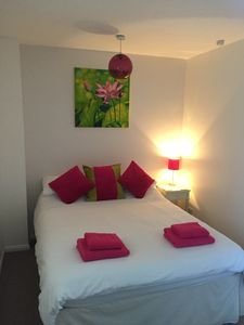 Second bedroom (double bed)