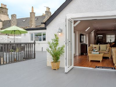 Photo for 3 bedroom accommodation in Cullen, near Buckie