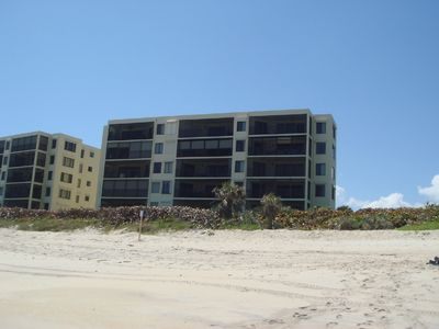 Condominium Building Beach View