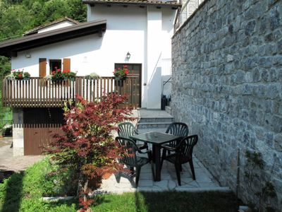 Photo for Vacation home Casa Valentino (NAT100) in Valli del Natisone - 4 persons, 1 bedrooms