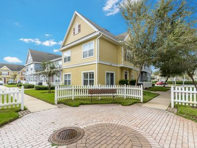 Photo for Budget Getaway - Villas at Seven Dwarfs Lane - Feature Packed Spacious 4 Beds 3 Baths Townhome - 6 Miles To Disney