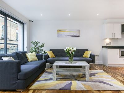 Photo for Camden Town Fun and Style! Modern, spacious townhouse for families & friends