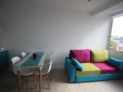 Photo for Apartment in the center of Lisbon with Air conditioning, Lift, Washing machine (386110)