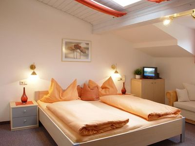 """Photo for Double Room """"Sparefroh"""" - The Stoaberg, Hotel"""