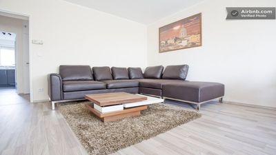 Photo for Fully furnished three-room apartment Bessungen
