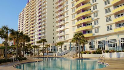 Photo for Wyndham Ocean Walk Resort, Daytona Beach Book now for the 2018 Daytona 500