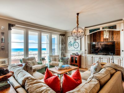 Photo for Breathtaking 3 Bedroom Gulf Front Condo in WaterSound!