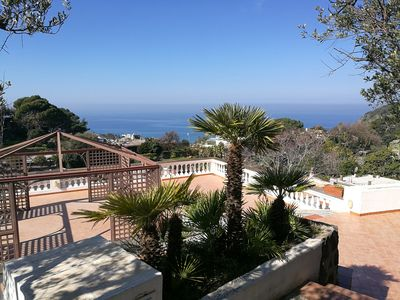 Photo for Magnificent panoramic house in San Francesco, ideal for families.