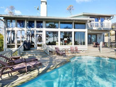 Photo for 6 Bedroom Oceanfront Great Layout for Families- Many upgrades