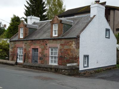 Heron Cottage - quaint, cosy, perfect holiday cottage