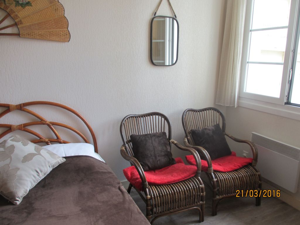 Nice studio 50m from large beach the thal vrbo for 417 salon downtown